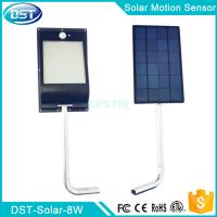 Brand New 8W solar powered motion detector light 10000mah capacity 81PCS  2385 SMD Manufactures