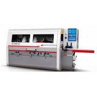 Buy cheap Professional Four Sided Planer Moulder , Commercial Wood Planer 160 Mm Working from wholesalers
