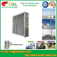 Coal Fired Boiler Air Preheater 10 Ton - 1000 Ton Corrosion Resistance Manufactures