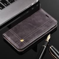 Oily Vintage Magnetic Leather Case For Samsung A5 Wallet Flip Screen Protection Manufactures