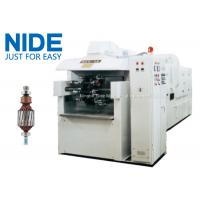 Adjustable Pitch Automatic trickle impregnation machine / Armature trickling machine Manufactures