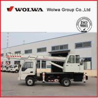 small wheel crane truck GNQY-C7 Manufactures