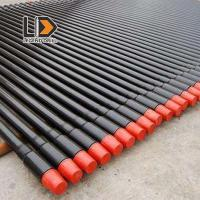 76mm 89mm DTH Drill Pipe , Civil Engineering Mining Drill Rods SGS Certified Manufactures