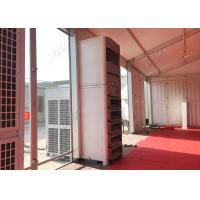 Packaged 15HP 12 Ton Tent Air Conditioner High Temperature Resistant For Wedding Halls Manufactures