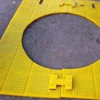 Buy cheap Drilling Rig Floor Anti Slip Mats Oil Rig Floor Safety Matting Made In China from wholesalers