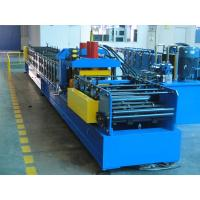 C Z Purlin Exchange Roll Forming Machine C and Z Channel Forming Machine Pre Punching and Cutting Type Manufactures