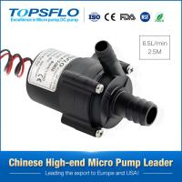 High quality submersible brushless electric 12v 24v dc micro water pump Manufactures