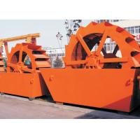 Bucket Type River / Artificial Sand Washing Plant 200 TPH 3150×1910×2280 MM Manufactures