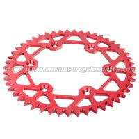 Quality CNC Billet Dirt Bike Rear Sprocket for sale