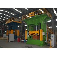 High Speed Hydraulic Press Machine , Low Noise Metal Press Machine With Cooling Device Manufactures