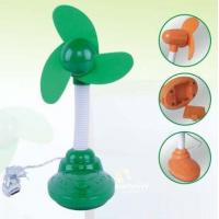 colorful ABS plastic portable usb fan wih multi-angle rotation for laptop cooling Manufactures