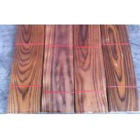 0.5 mm - 3.0 mm Wood Flooring Veneer , Sliced Cut Natural Wood Veneer Manufactures