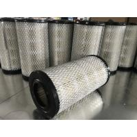 Industrial Particulate Air Filter , Cylindrical Gas Particulate Filter Manufactures