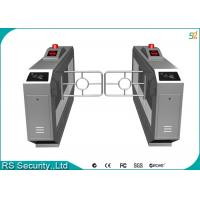 IR Detector Retractable Retractable Security Gates High Security Turnstile Manufactures