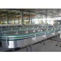 Stainless Steel PET Bottle Beverage Conveyor Systems 2000 BPH - 36000 BPH Manufactures