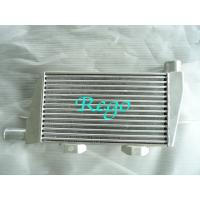 Custom Mitsubishi Lancer Evo Auto Intercooler Core With Aluminum Piping Kits Manufactures