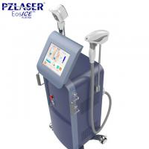 Portable Permanent Hair Removal Laser Machine , Laser Depilation Machine For Salon Manufactures