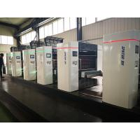 High Efficiency Roll To Roll Offset Printing Machine With Japanese Servo System