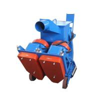Noise≤95 DB Road Mobile Floor Shot Blasting Machine With Customized Equipment Manufactures