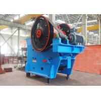 Movable Jaw Plate Crusher With Protective Planch 640mm Discharge Opening Manufactures