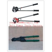 Cable cutter with ratchet system,Cable scissors Manufactures