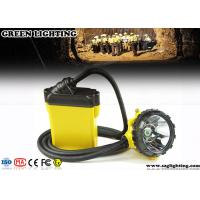 10.4AH Waterproof Miners Light, 25000 Lux Strong Brightness Miners Lamp Manufactures