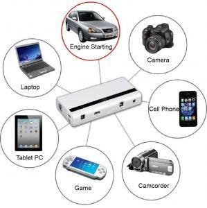12V 12Ah Multifunctional LiPo battery Portable Power bank Manufactures