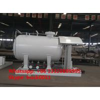 CLW Brand 10cbm, 20cbm lpg cylindder filling plant,best price mobile lpg gas bottling skid station two scales for sale Manufactures