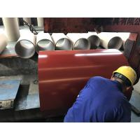 PPGL Soft Prepainted Galvalume Steel Coil For Steel Roofing / Panels Manufactures