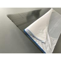 High Impact Strength Grey Polycarbonate Roofing Sheets 6mm * 2.1 * 11.8m Width Manufactures
