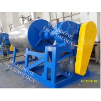 Agro Chemicals Rotary Vacuum Dryer , Button Control Industrial Vacuum Dryer Manufactures