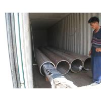 Quality Industrial Seamless Alloy Steel Pipe , Seamless Steel Tube ASTM A335 Standard for sale