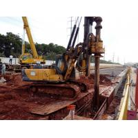Buy cheap Large Hydraulic Piling Rig Machinery , Max Torque 80kNm KR80A from wholesalers