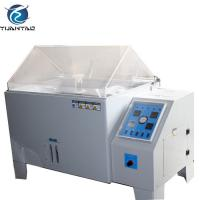 JIS D - 0205 Digital Salt Spray Test Chamber Laboratory Salt Fog Chamber With Nozzle Manufactures