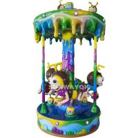 Funny Amusement inflatable play equipment With Fiber Reinforced Plastics and steel Manufactures