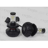 Quality 3000LM all in one H4 Motorcycles Led Headlight CREE-XM-L2 LED Chips for sale