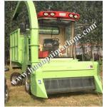 Forage grinding machine pasture silage machine corn stalks silage machine Manufactures
