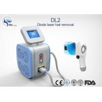 500 W Painless Perfect Treatment Effective Professional Portable Diode Laser Hair Removal Machine German Imported dilas Manufactures