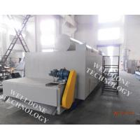 Pigment Continuous Conveyor Dryer , DWF Series Conveyor Drying Oven Manufactures