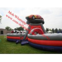 Inflatable Obstacle Course & Interactive Inflatables Manufactures