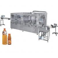 Carbonated Beverage Production Line / Drink Bottling Machine 8000 BPH Bottling Manufactures