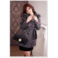 high quality fashion ladies long coats Manufactures