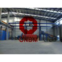 High Capacity Calcium Silicate Board Making Machine With Crane Easy Operation Manufactures