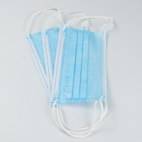 Anti Spray Meltblown Nonwoven Medical Protective Mask Manufactures