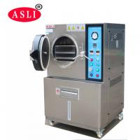 Buy cheap Electronic PCT chamber / HAST Testing Chamber with Safety Protective Device from wholesalers