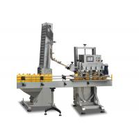 Buy cheap Automatic High Speed Plastic Bottle Capping Machine Equipment Easy Operation from wholesalers