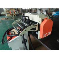 1000 mm Metal Coil Automatic Servo Roll Feeder High precision With Touch Screen Manufactures