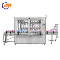 Factory direct sales custom automatic laundry liquid filling machine Manufactures