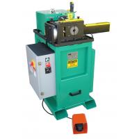 Touch Screen  Elbow Beveling Machine Jigs Material 1045 Steel Wall Thick SCH80 Manufactures