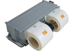 Ceiling Concealed HVAC 50Pa Horizontal Fan Coil Unit Manufactures